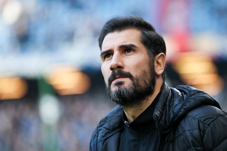 Was soll er machen? Dynamo ist sein Verein, das sagt Cristian Fiel auch jetzt noch. Den Ausweg aus der Krise fand er nicht, das führte zur Trennung.