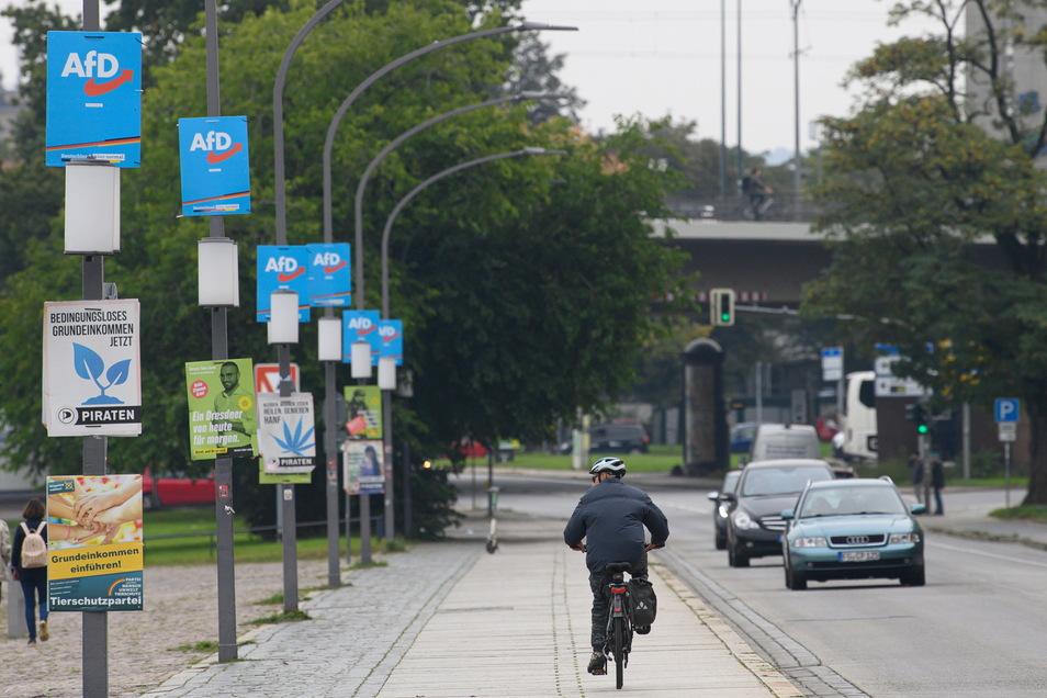 Wem haben die Bürgerinnen und Bürger in Sachsen ihre Stimme gegeben?