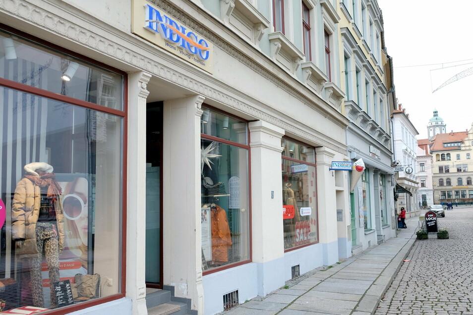 Momentan die Regel im zweiten Lockdown: geschlossene Geschäfte wie Indigo Fashion in Meißen. Einzelhändler fürchten um ihre Existenz, SZ-Leser fordern wiederum die Öffnung.
