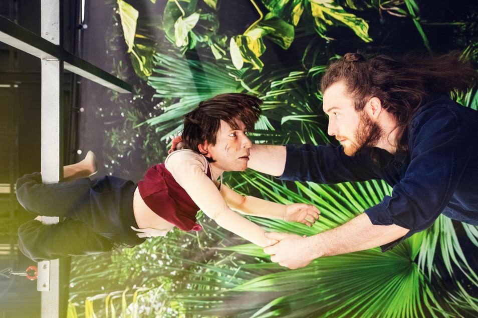 Das Dschungelbuch läuft ab September 2020 im TJG in Dresden.