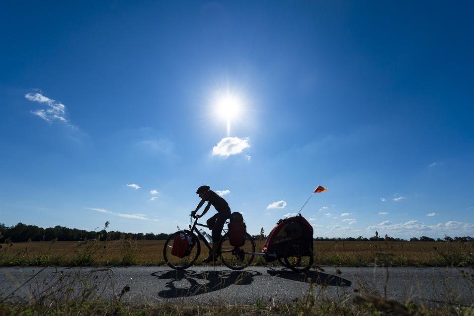 Beim Anradeln am Sonntag wollten Radeberger Freizeitfahrer die Saison eröffnen. Die Veranstaltung wurde abgesagt.