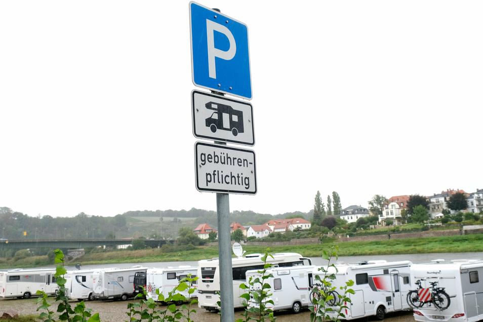 Dürfen auf einem Stellplatz für Wohnmobile auch Pkw parken? Auch das ist ein Streitpunkt.