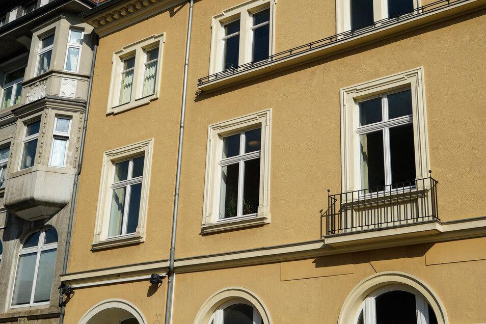 In diesem Gebäude an der Bautzener Steinstraße hat die Deges ihr Büro.
