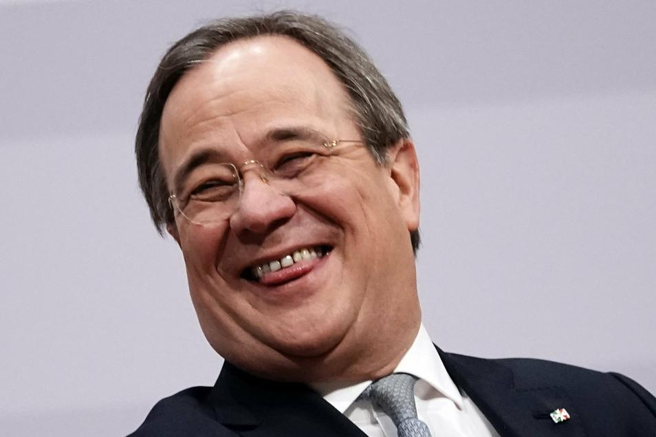 Armin Laschet hat gut lachen. Er wurde am Sonnabend zum neuen Parteivorsitzende der CDU gewählt. Bei der CDU im Kreis Bautzen hält sich die Freude dagegen in Grenzen.