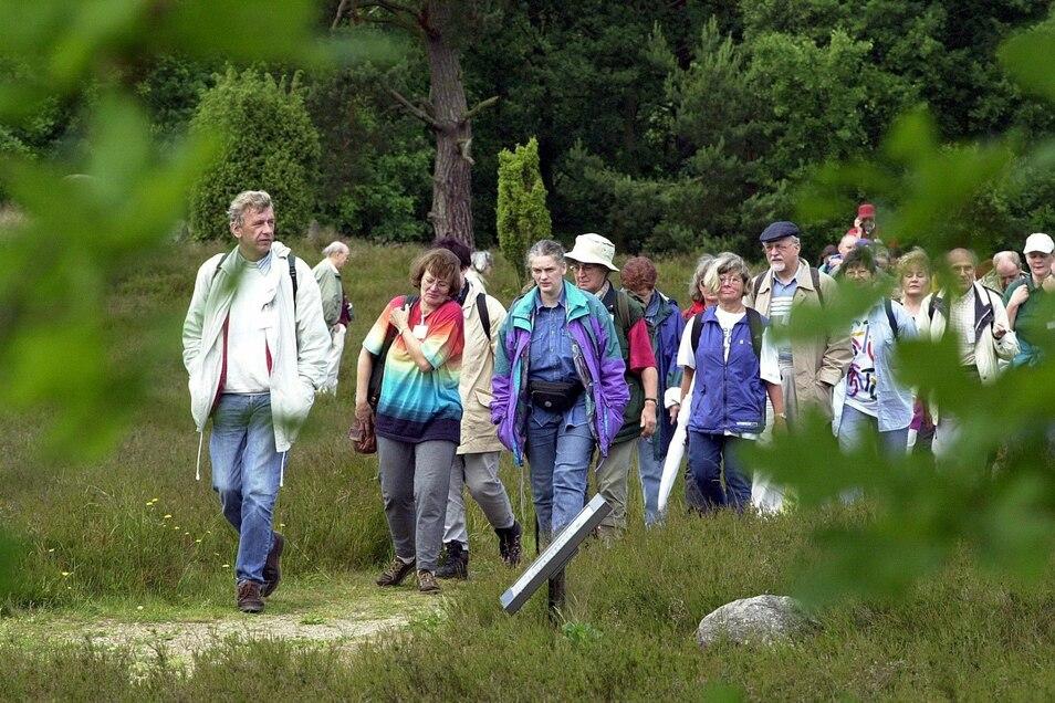 Klimapilger wollen ab 14. August 77 Tage von Polen nach Schottland zur UN-Klimakonferenz wandern. Sie kommen auch durch Großenhain.