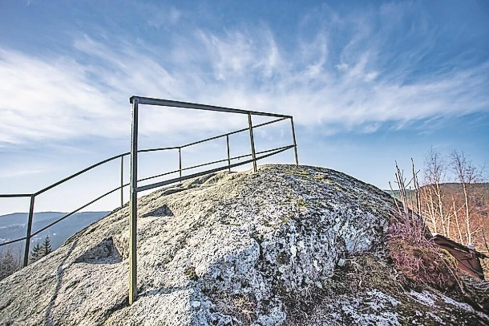 Die Teufelssteine bei Jablonec gelten als Geheimtipp.