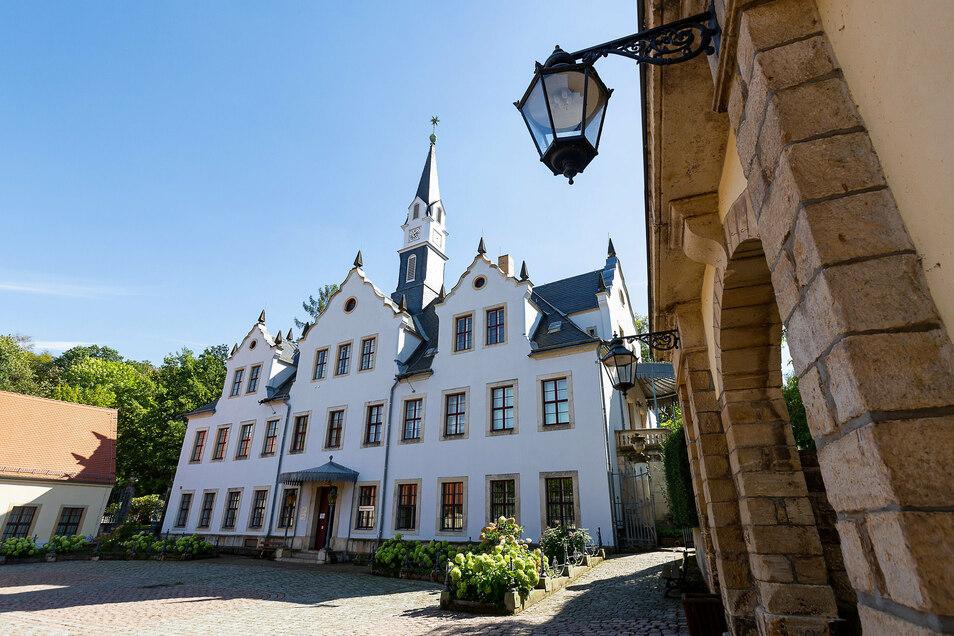 Städtische Sammlungen auf Schloss Burgk: derzeit geschlossen