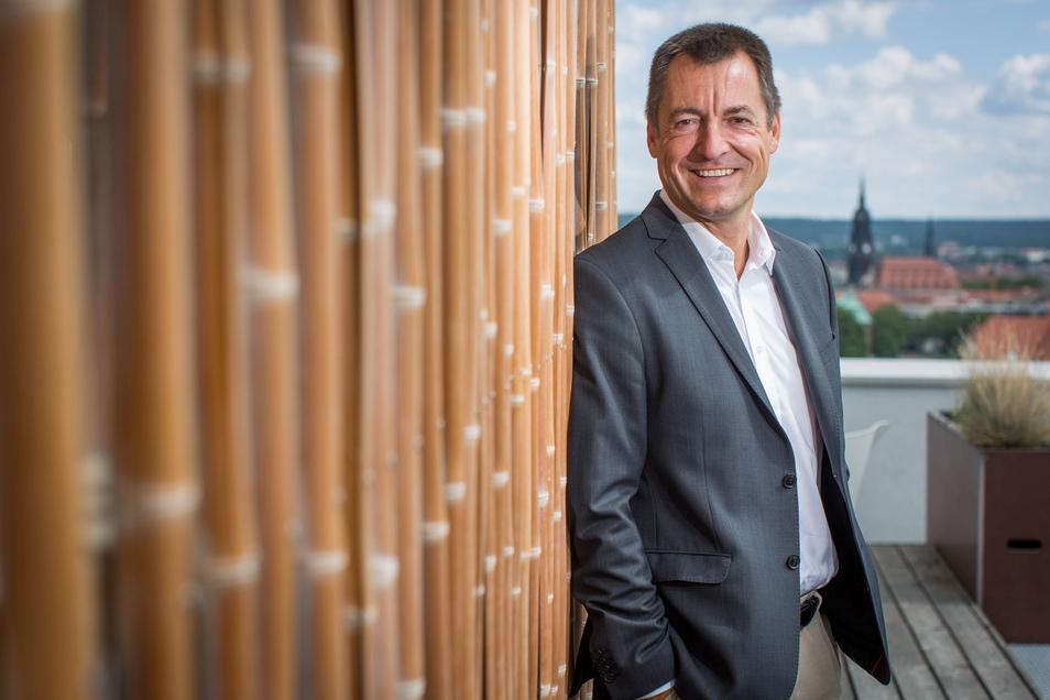 Torsten Herbst war FDP-Spitzenkandidat und bleibt Abgeordneter.