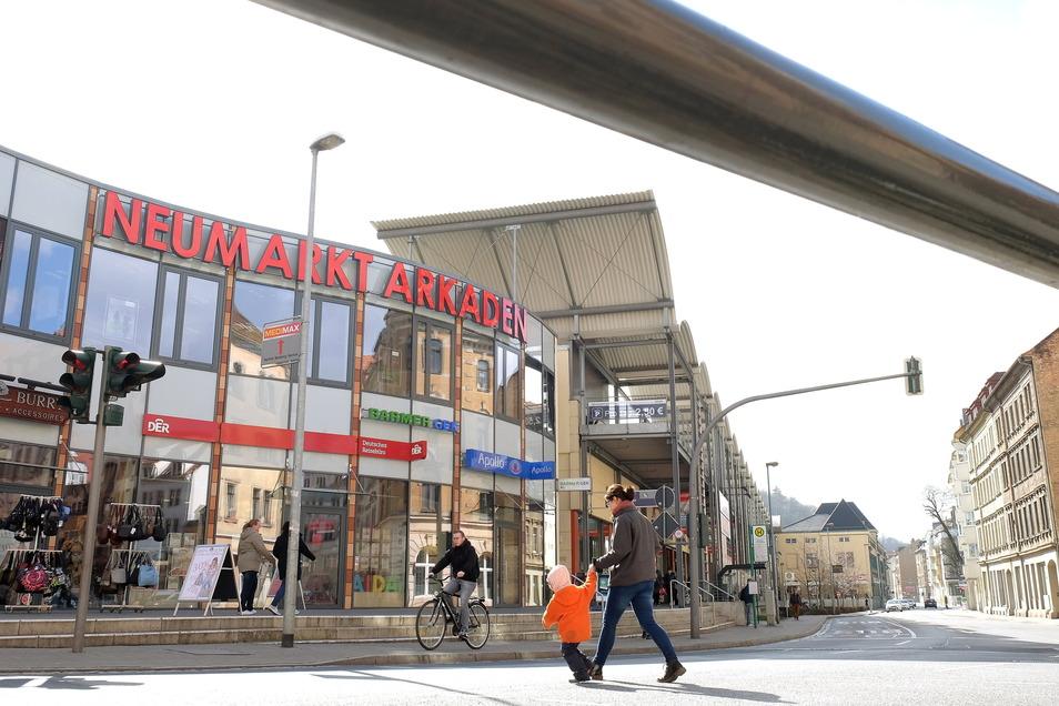 Für die Neumarkt-Arkaden Meißen ist Medimax-Chef Marko Fritzsche optimistisch. Der Standort und die Altstadt könnten wechselseitig voneinander profitieren, sagt der Unternehmer.