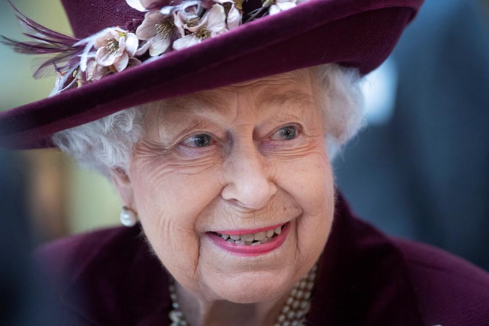 Königin Elizabeth II. von Großbritannien. (zu dpa «Queen Elizabeth II. wird 95 Jahre alt.