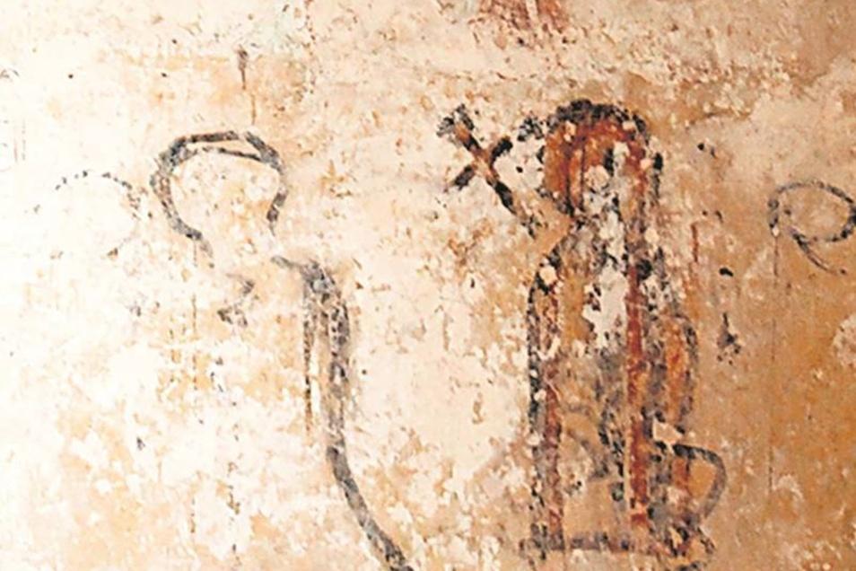 Jungbrunnen Der Jungbrunnen, eine freizügige Bebilderung von der Sehnsucht nach ewigen Leben, wurde um 1470 an die Wand einer Zelle im Obergeschoss des Zittauer Klosters – dem heutigen Museum – gemalt. Es ist die größte Darstellung des Themas nördlich der