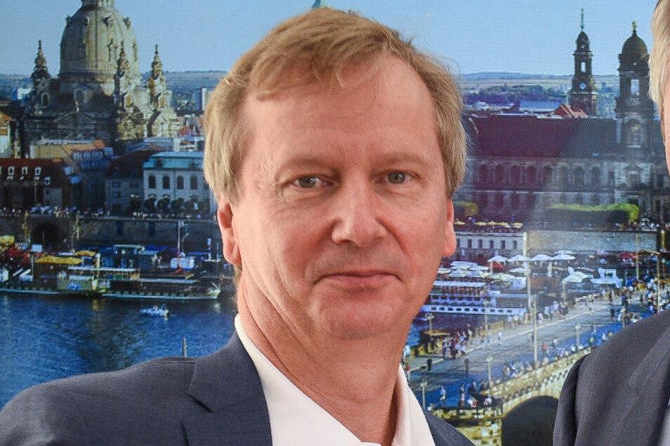 Prof. Gerhard Fettweis will die Corona-Warn-App vorerst nicht nutzen.
