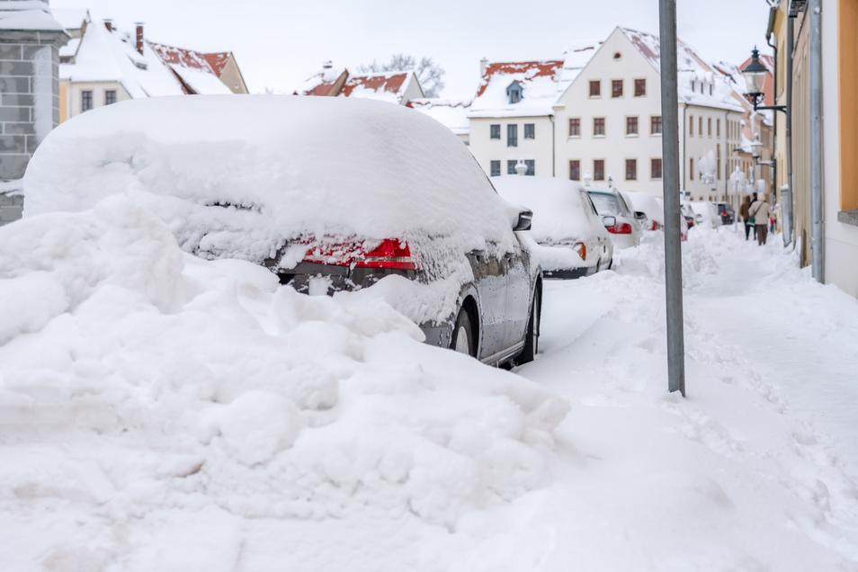 Sachsens Kommunen müssen sich möglicherweise noch besser auf stärkere Niederschläge im Winter vorbereiten.