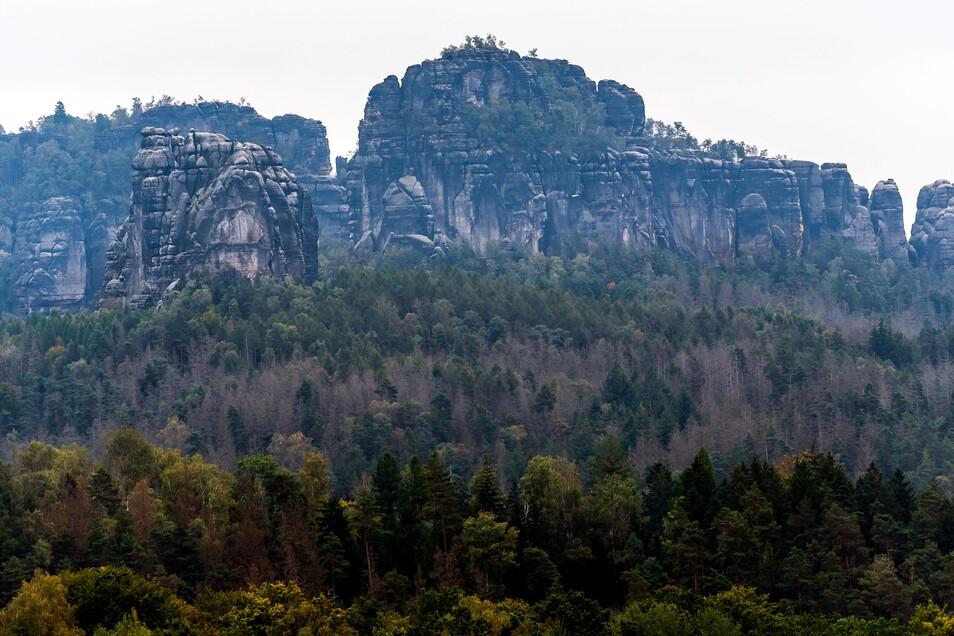 Bergpanoramen stehen im Mittelpunkt der herbstlichen Wanderempfehlungen.