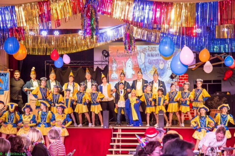 Der Karnevalsclub Niesky freut sich auf die nächste Saison und hofft, dass dann Fasching wieder wie früher möglich ist.
