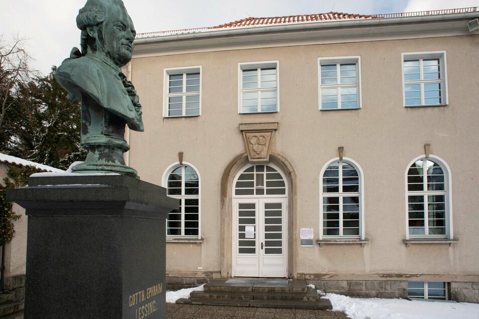 Das Lessingmuseum in Kamenz soll mehr Platz bekommen. Der Umbau wird vom Bund gefördert.