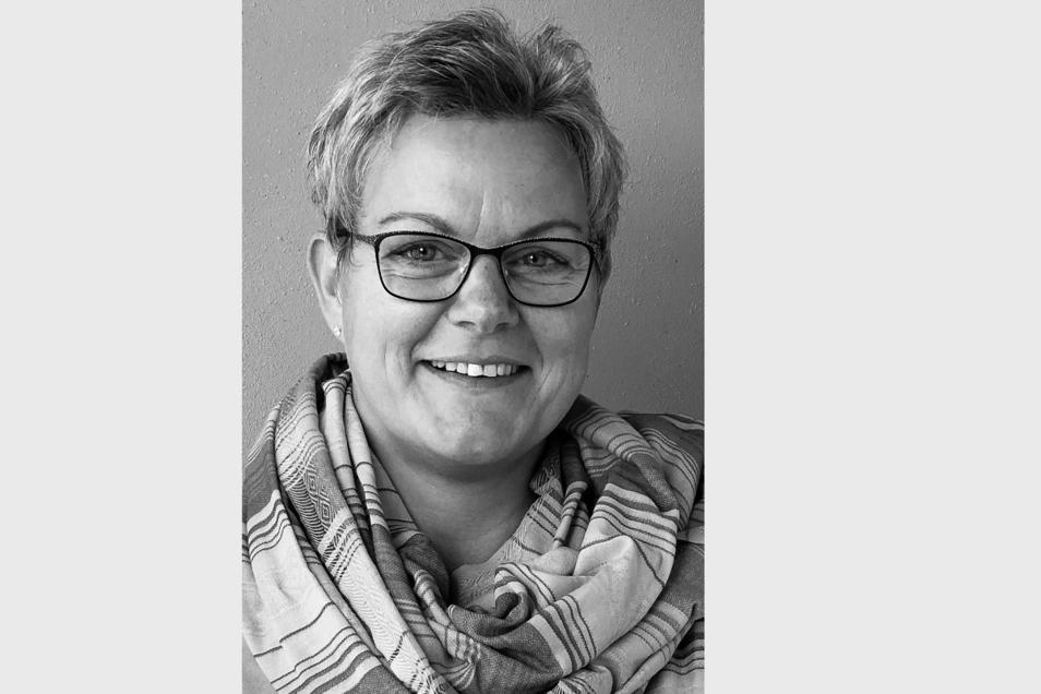 Madeleine Rentsch will Bürgermeisterin in Radibor werden.
