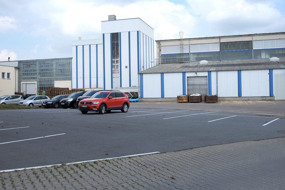 Der Firmensitz der Meissen Keramik GmbH soll auch nach dem Aus für die Produktion weiterhin an der Fabrikstraße liegen.