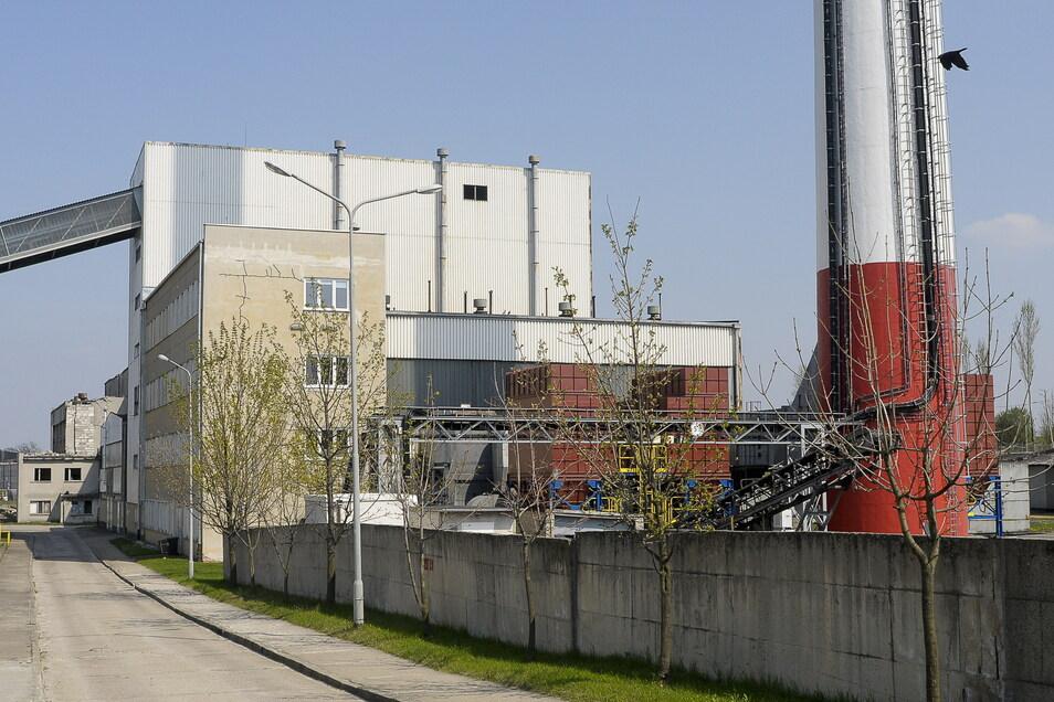 Das Heizwerk in Zgorzelec muss dringend umgerüstet werden.