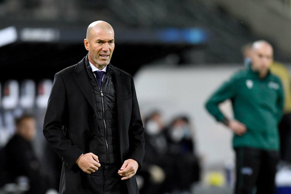 Wird er bald im Erzgebirge zu Gast sein? Zinédine Zidanes ältester Sohn ist bei Fußball-Zweitligist Erzgebirge Aue im Gespräch.