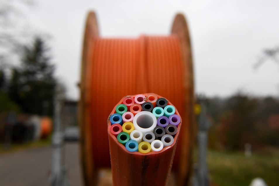 In ganz Klipphausen sollen Breitbandkabel verlegt werden.