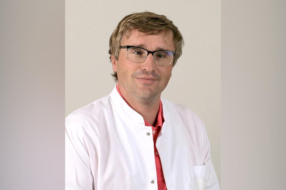 Christian Liebisch ist seit vielen Jahren als Fach- und Oberarzt in der Frauenheilkunde- und Geburtshilfe in der Klinik tätig.