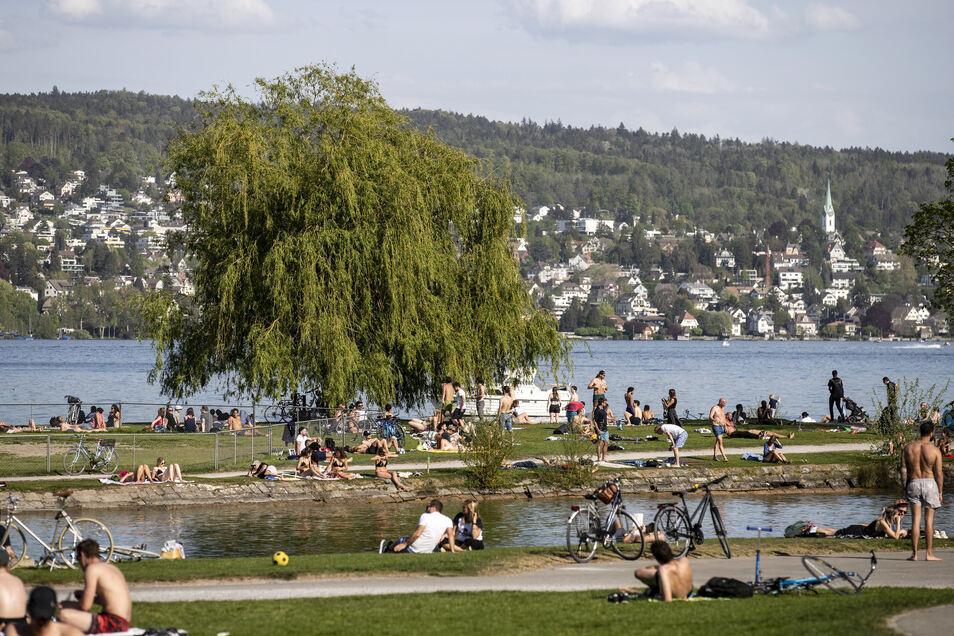 Die Schweiz ist das beliebteste Auswanderungsziel der Deutschen in Europa.