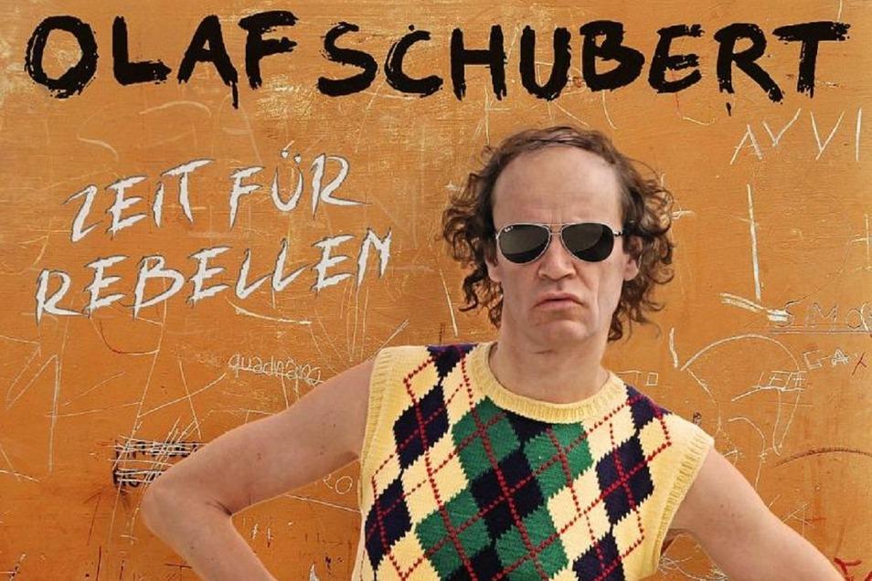 Kommt am Samstag in die Junge Garde - Olaf Schubert.