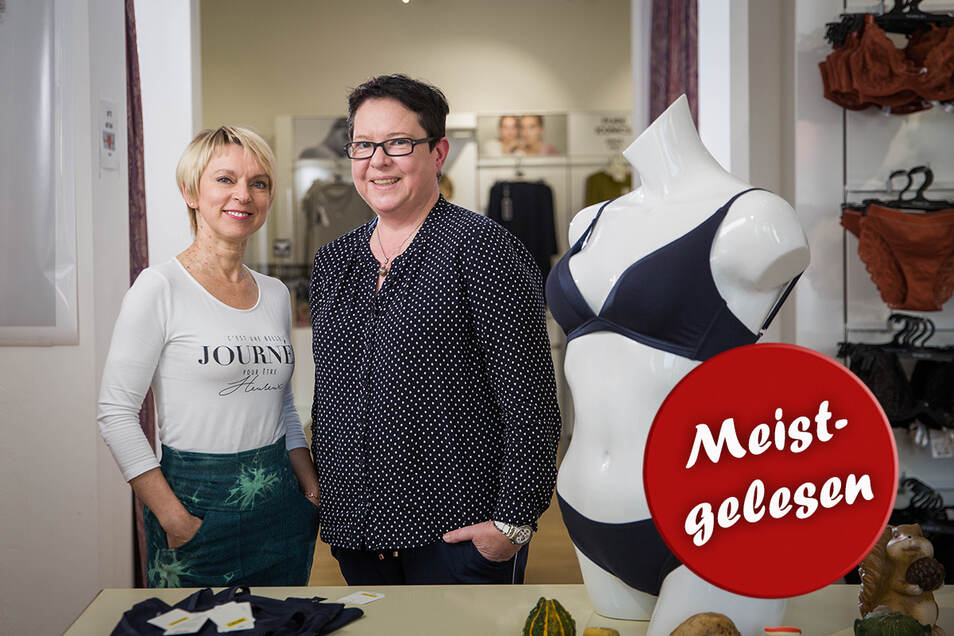 Netzwerkgründerinnen Tatjana Löwen und Michaela Binder (v.l.) sammeln Geld und Frauenpower für krebskranke Frauen.
