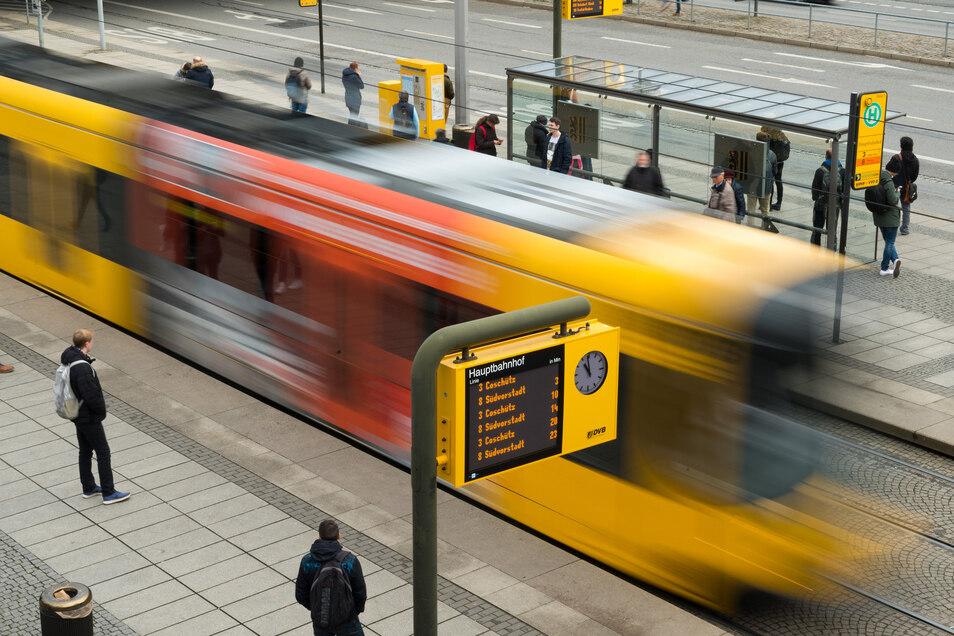 Täglich nutzen Tausende Menschen öffentliche Verkehrsmittel.