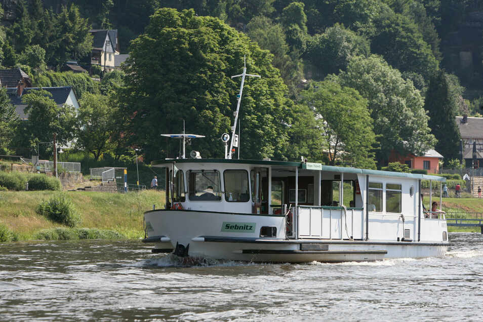 Das Wanderschiff wird am am 15. September nicht auslaufen.