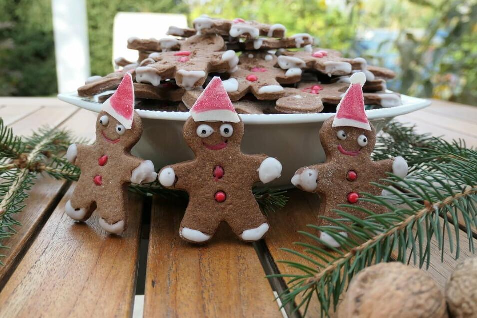 Kleine Weihnachtsleckereien gab es jetzt für die Mädchen und Jungen des Kinderheimes in Kamenz.