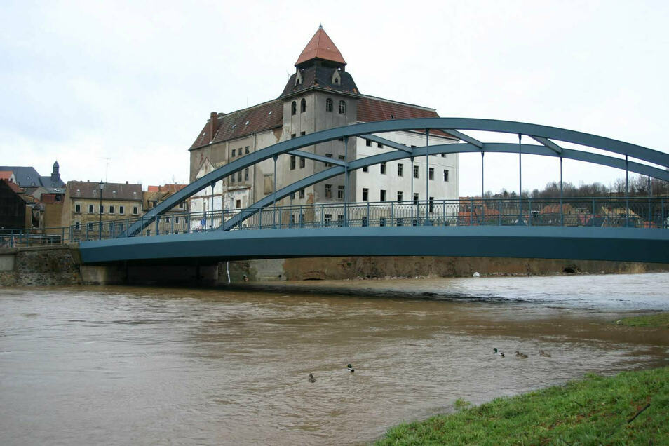 Fast 800 Jahre gab es die Mühle in Roßwein.