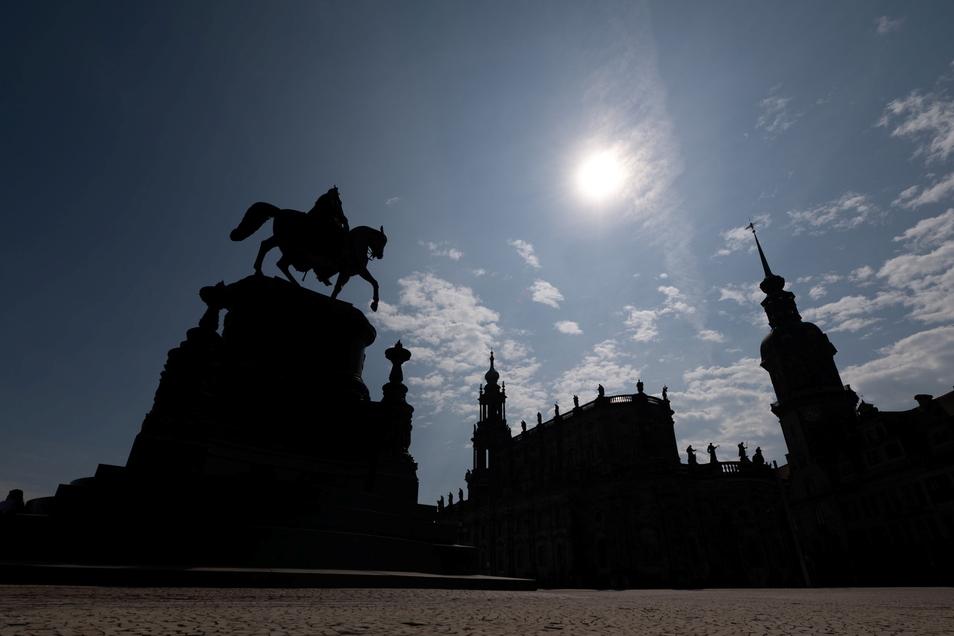 Dresden macht sich weiter locker.