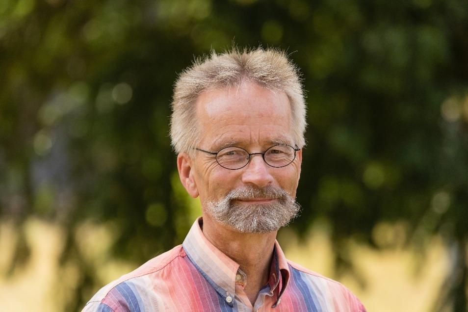 Andreas Roloff leitet seit 1994 den Lehrstuhl für Forstbotanik an der TU Dresden und ist einer der besten Baumkenner Deutschlands.
