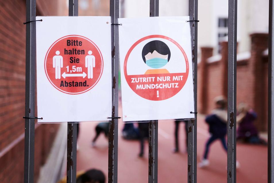 Am Dienstag steigt die Zahl der Schüler in Quarantäne wieder deutlich an.