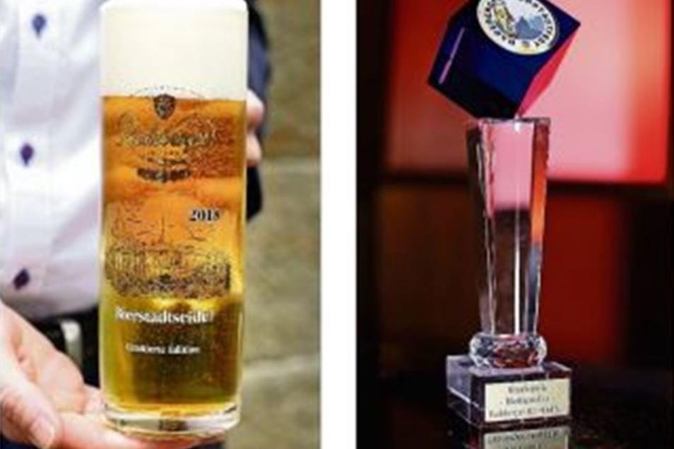 Den neuen Bierstadt-Seidel gibt es ab sofort zu kaufen. Beim Fassrollen wird ein neuer Pokal vergeben: Ihn erhält die kreativste Mannschaft.