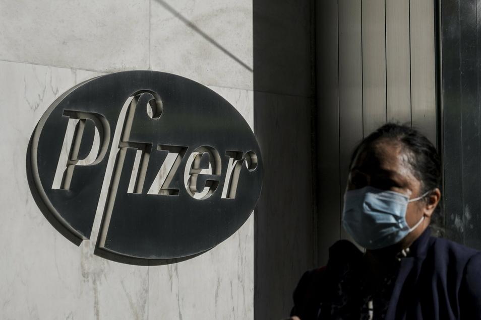 US-Pharmariese Pfizer hat mit der Mainzer Firma Biontech die Zulassung ihres Corona-Impfstoffs in der EU beantragt.