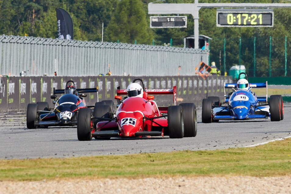 Spannende Rennen gab es bei der HAIGO-Serie in Brno zu sehen.