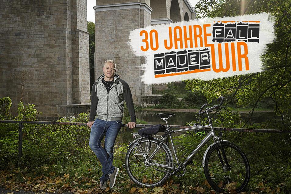 Clemens Kuche ist froh, dass sich außer der Berliner Mauer auch die Grenze zu Polen geöffnet hat.
