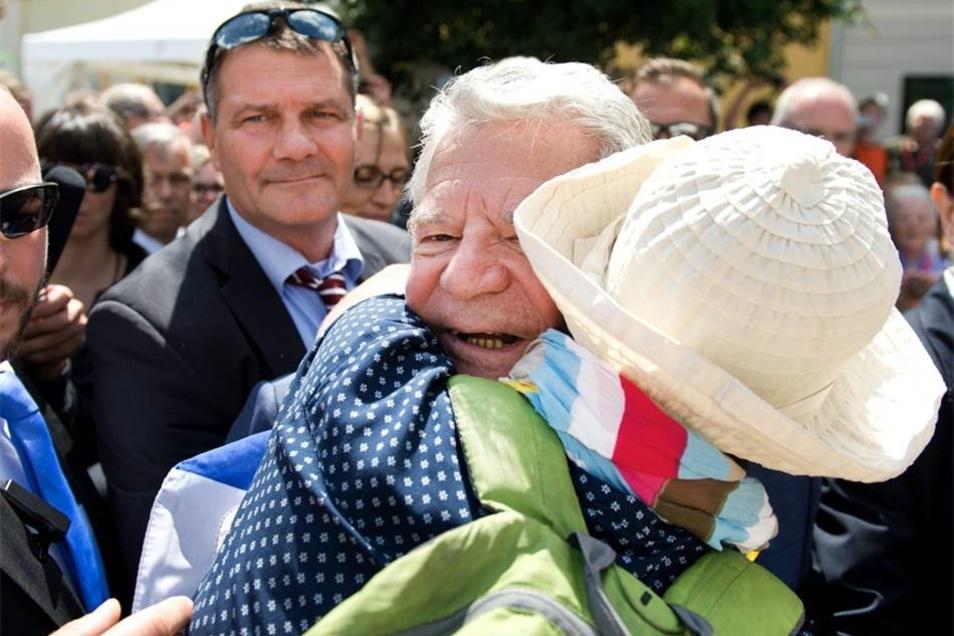Gauck Beschimpft