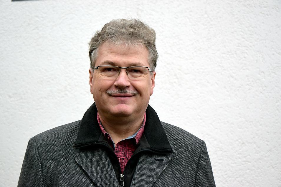 Peter Lindner, Vorsitzender Astronomieverein Hoyerswerda