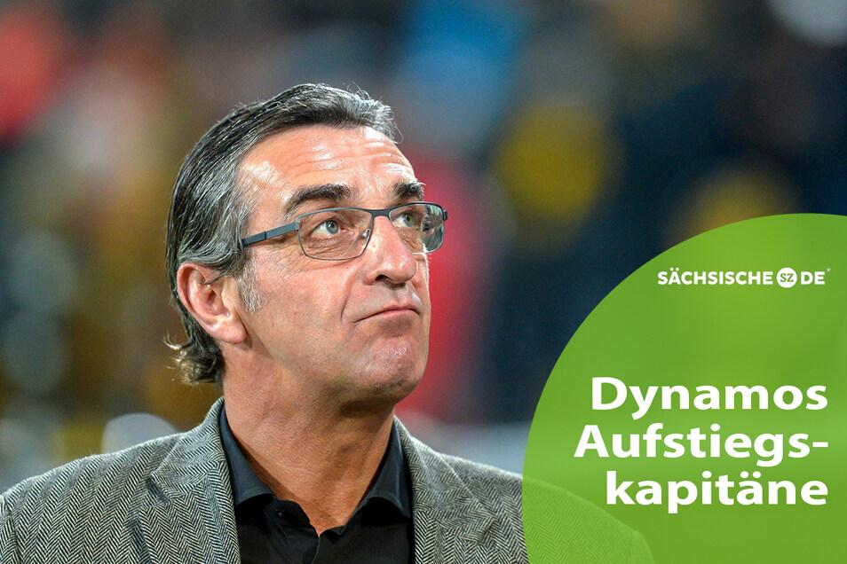 Ralf Minge hat Dynamo über Jahrzehnte geprägt, selbst wenn er zwischenzeitlich nicht in Dresden war.
