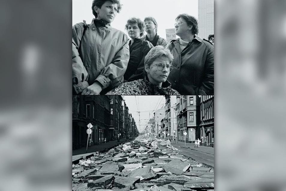 """""""Das Jahr 1990 freilegen"""" ist im Verlag Spector Books erschienen und kostet 36 Euro."""