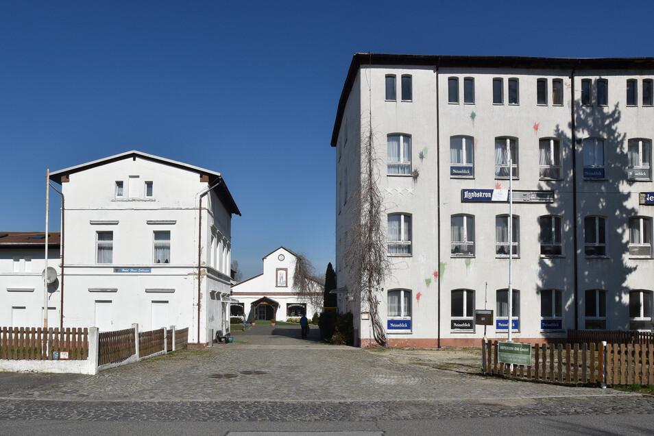 Rechtsextreme wollen sich erneut im Ostritzer Hotel Neißeblick treffen.