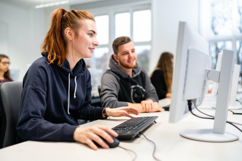 Im aktuellen Sommersemester soll es auch wieder Präsenzveranstaltungen an der Hochschule Zittau/Görlitz geben.