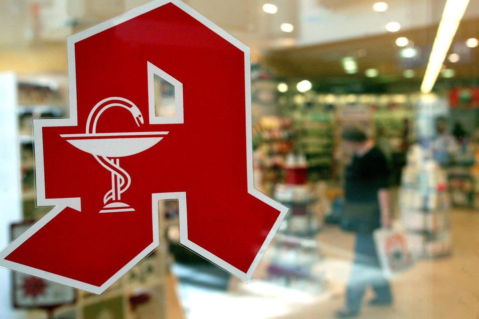 Eine Dresdner Apotheke in der Altmarktgalerie ist in den Fokus von Einbrechern geraten.