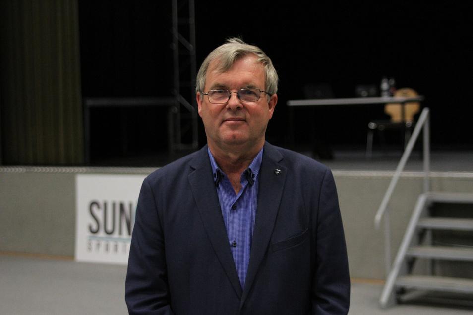 Harald Sather ist für weitere fünf Jahre Präsident des Fußballverbandes Muldental/Leipziger Land.