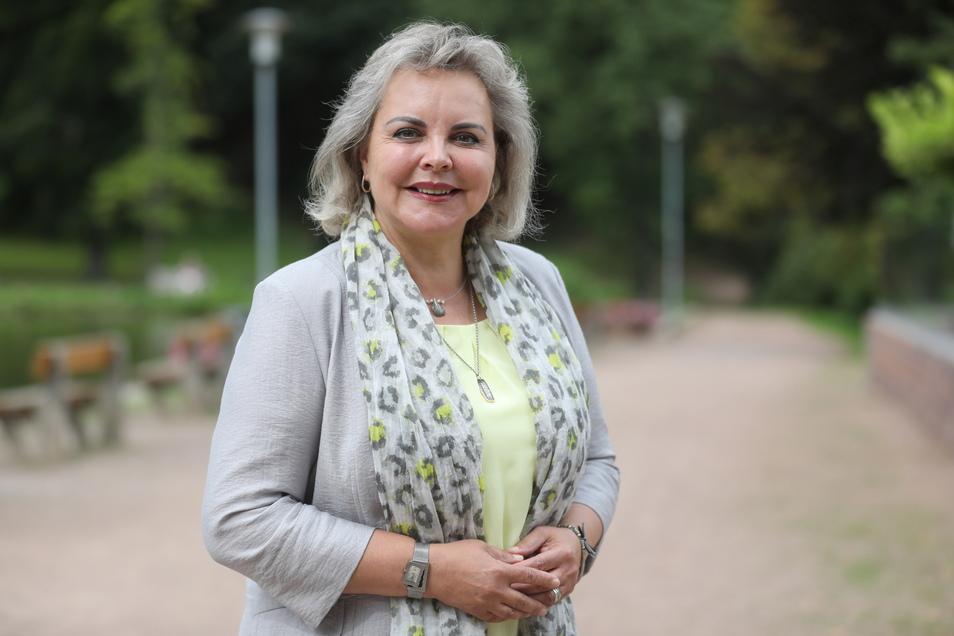 Veronika Bellmann kämpft auch in diesem Jahr wieder um ihren Platz im Bundestag. Für die CDU geht sie auf Listenplatz 10 in den Wahlkampf.