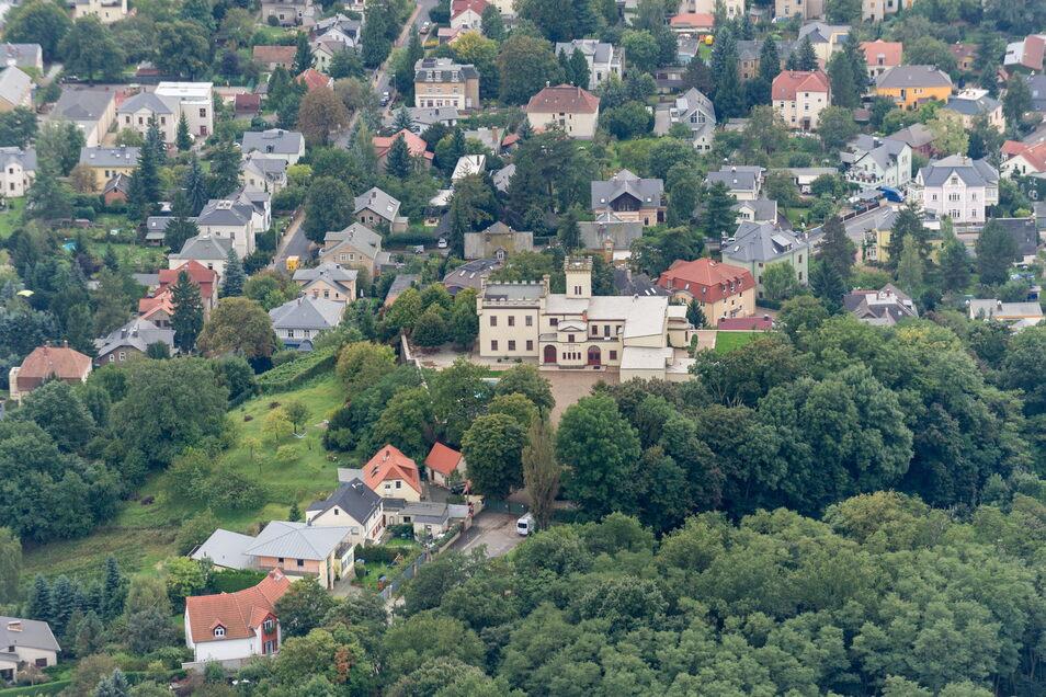 Das Image als Gartenstadt Dresdens hat sich Radebeul erfolgreich bewahrt: Das führe zu unangemessenen Preisen, meint Christian Rietschel, Chef des Hauseigentümerverbandes Haus & Grund.